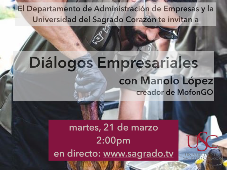 Diálogos Empresariales con Manolo López