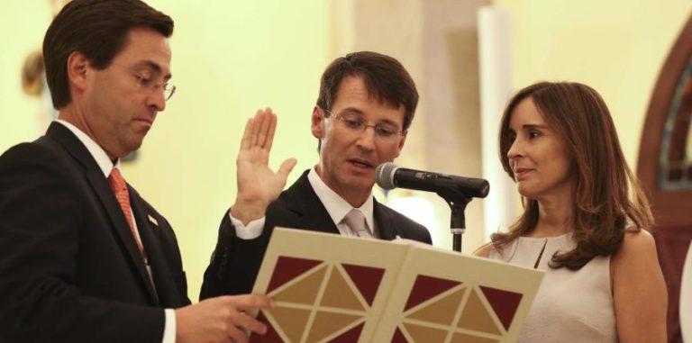 Presentación Nuevo Presidente de la USC
