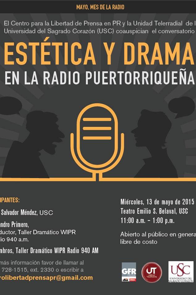 Estética y Drama en la Radio Puertorriqueña