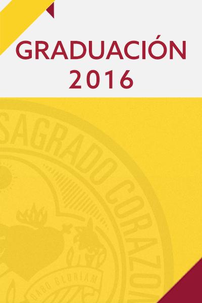 Graduación USC 2016