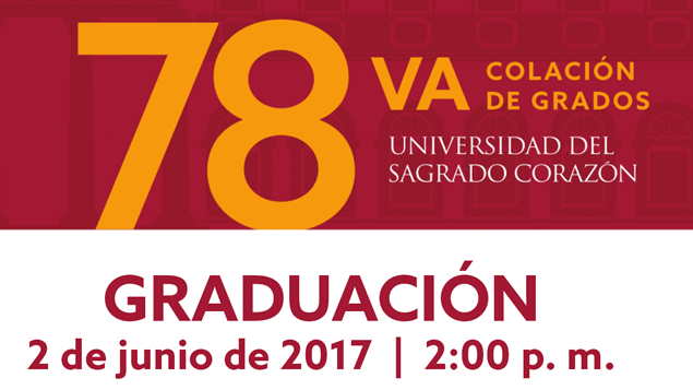 Graduación USC 2017